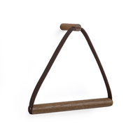 Towel Hanger - Wood Smoke
