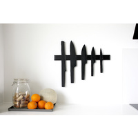 JOVI - knife magnet oak black