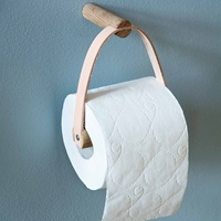 Toilet Roll Holder - Wood Nature