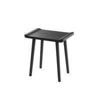 Scala Stool Black Oak